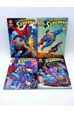 Muestra 1 de LAS AVENTURAS DE SUPERMAN 1 A 10. COMPLETA (Vvaa) Norma 1995