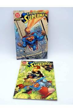 Muestra 2 de LAS AVENTURAS DE SUPERMAN 1 A 10. COMPLETA (Vvaa) Norma 1995