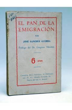 Contracubierta de LA NOVELA DE HOY 432. CIEN MILLONES DE LIBRAS ESTERLINAS (El Duque De Canalejas / Augusto) Atlántida 1