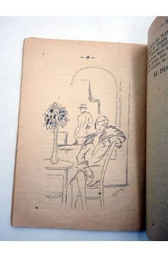 Muestra 1 de LA NOVELA DE HOY 432. CIEN MILLONES DE LIBRAS ESTERLINAS (El Duque De Canalejas / Augusto) Atlántida 1930