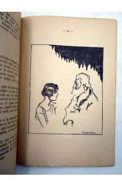 Muestra 1 de LA NOVELA DE HOY 439. UNA PENA DE MUERTE (R. Martí Orberá / Pomareda) Atlántida 1930