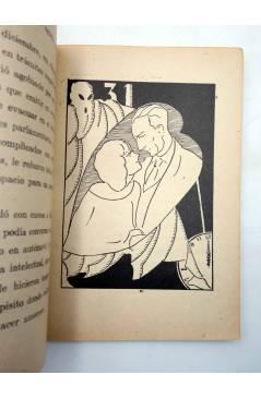 Muestra 1 de LA NOVELA DE HOY 463. EL DUEÑO DE UNA VIDA (Diego San José / Izquierdo Durán) Atlántida 1931