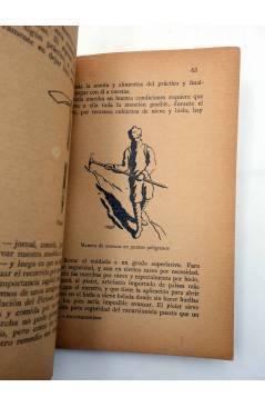 Muestra 3 de LOS SPORTS 14. EXCURSIONISMO (José Mª Co De Triola / Francisco Socies) Sintes 1930