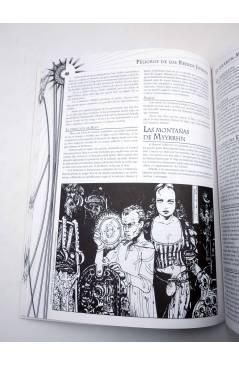 Muestra 4 de ELRIC DEL MELNIBONÉ. PELIGROS DE LOS REINOS JÓVENES (Vvaa) La Factoría de Ideas 2005