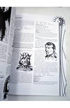 Muestra 7 de ELRIC DEL MELNIBONÉ. PELIGROS DE LOS REINOS JÓVENES (Vvaa) La Factoría de Ideas 2005