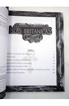 Muestra 1 de EDAD OSCURA MUNDOS DE TINIEBLAS. ISLAS BRITÁNICAS (Vvaa) La Factoría de Ideas 2006