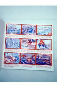 Muestra 1 de EL REY DE LA POLICIA MONTADA. ALBUM DE CROMOS COMPLETO (Guzmaga) Fher Circa 1990