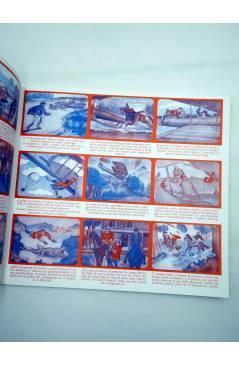 Muestra 3 de EL REY DE LA POLICIA MONTADA. ALBUM DE CROMOS COMPLETO (Guzmaga) Fher Circa 1990