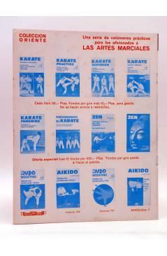 Contracubierta de REVISTA LAS PESAS FISICO CULTURISMO Y HALTEROFILIA 125. AHMET ENULU (Vvaa) Alas 1974