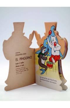 Muestra 1 de CUENTO TROQUELADO PEQUEÑO ZOO 8. EL PINGÜINO (E. Sotillos / A. Ayné) Toray 1965