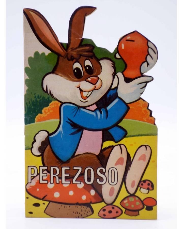 Cubierta de CUENTO TROQUELADO PEQUEÑO ZOO 55. PEREZOSO (E. Sotillos / A. Ayné) Toray 1967