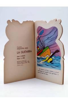 Muestra 1 de CUENTO TROQUELADO PEQUEÑO ZOO 124. LA GUITARRA (E. Sotillos / A. Ayné) Toray 1968