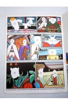 Muestra 1 de COMPLETATÚ COMPLETA TÚ LA BATALLA DE LOS PLANETAS 1. LA MOMIA ESPACIAL. Fher 1980