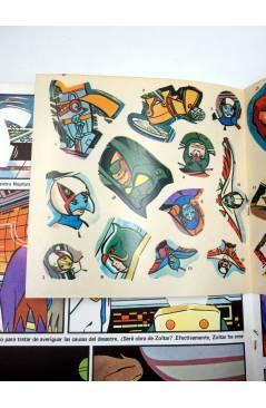 Muestra 2 de COMPLETATÚ COMPLETA TÚ LA BATALLA DE LOS PLANETAS 1. LA MOMIA ESPACIAL. Fher 1980