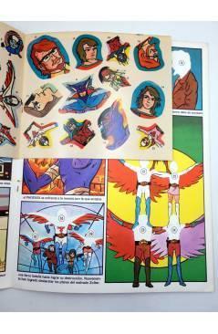 Muestra 3 de COMPLETATÚ COMPLETA TÚ LA BATALLA DE LOS PLANETAS 1. LA MOMIA ESPACIAL. Fher 1980