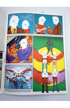Muestra 4 de COMPLETATÚ COMPLETA TÚ LA BATALLA DE LOS PLANETAS 1. LA MOMIA ESPACIAL. Fher 1980