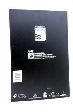 Contracubierta de NOSFERATU REVISTA DE CINE 30. ÁFRICA NEGRA RUEDA (Vvaa) Ayto. de San Sebastián 1999