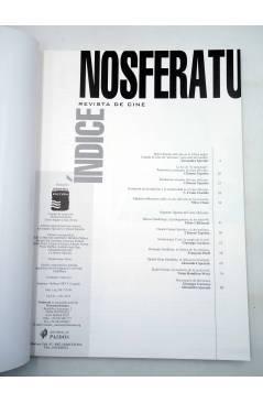 Muestra 1 de NOSFERATU REVISTA DE CINE 30. ÁFRICA NEGRA RUEDA (Vvaa) Ayto. de San Sebastián 1999