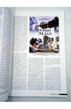 Muestra 3 de NOSFERATU REVISTA DE CINE 30. ÁFRICA NEGRA RUEDA (Vvaa) Ayto. de San Sebastián 1999