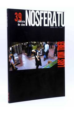 Cubierta de NOSFERATU REVISTA DE CINE 39. LARS VON TRIER (Vvaa) Ayto. de San Sebastián 2002