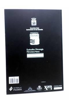 Contracubierta de NOSFERATU REVISTA DE CINE 39. LARS VON TRIER (Vvaa) Ayto. de San Sebastián 2002