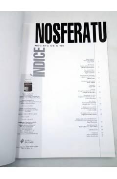 Muestra 1 de NOSFERATU REVISTA DE CINE 39. LARS VON TRIER (Vvaa) Ayto. de San Sebastián 2002