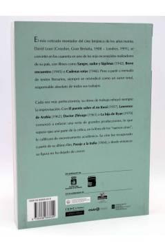 Contracubierta de COLECCIÓN NOSFERATU 3. DAVID LEAN (Angulo / Cueto / Santamarina) Ayto. de San Sebastián 2008