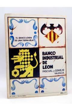 Contracubierta de EL COET AÑO XXXII Nº 32. REVISTA FALLERA. AÑO 1976 (Vvaa) Valenciana 1976. FALLAS VALENCIA