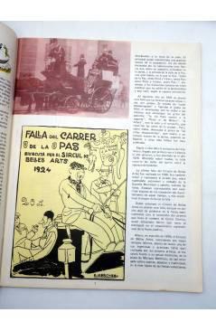 Muestra 2 de EL COET AÑO XXXII Nº 32. REVISTA FALLERA. AÑO 1976 (Vvaa) Valenciana 1976. FALLAS VALENCIA