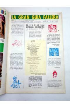 Muestra 1 de LA GRAN GUÍA FALLERA AÑO XXIV Nº 24. REVISTA DE FALLAS (Vvaa) Valencia 1977