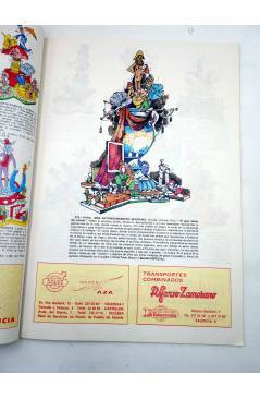 Muestra 4 de LA GRAN GUÍA FALLERA AÑO XXIV Nº 24. REVISTA DE FALLAS (Vvaa) Valencia 1977