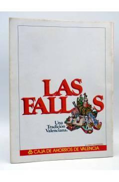 Contracubierta de VALENCIA FRUITS EXTRA FALLAS. REVISTA DE FALLAS (Vvaa) Valencia 1982. DIFÍCIL