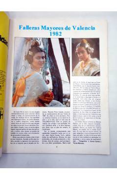 Muestra 1 de VALENCIA FRUITS EXTRA FALLAS. REVISTA DE FALLAS (Vvaa) Valencia 1982. DIFÍCIL