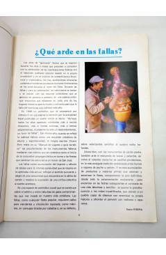 Muestra 2 de VALENCIA FRUITS EXTRA FALLAS. REVISTA DE FALLAS (Vvaa) Valencia 1982. DIFÍCIL