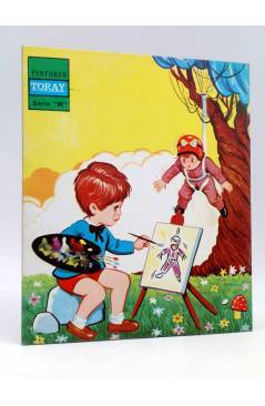 Contracubierta de PINTORES TORAY SERIE M 11. AVIONES Y HELICÓPTEROS (Sin Acreditar) Toray 1980