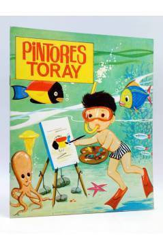 Cubierta de PINTORES TORAY SERIE G 22. BUCEANDO. Toray 1978