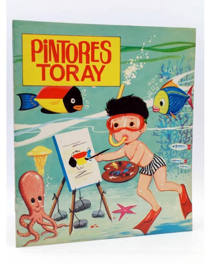 Cubierta de PINTORES TORAY SERIE G 22. BUCEANDO. Toray 1973