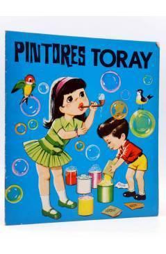 Cubierta de PINTORES TORAY SERIE G 24. POMPAS DE JABÓN. Toray 1973