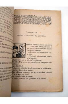 Muestra 3 de SOLA 12. NOVELA POR MARIO D'ANCONA. CUB PERTEGÁS (Mario Dáncona) Guerri Circa 1930