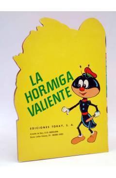 Contracubierta de LA HORMIGA VALIENTE 12. EL CARAMELO PELIGROSO (José Lladó / Antonio Ayné) Toray 1970