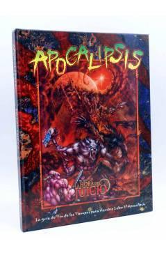 Cubierta de LA HORA DEL JUICIO. APOCALIPSIS (Vvaa) La Factoría de Ideas 2004