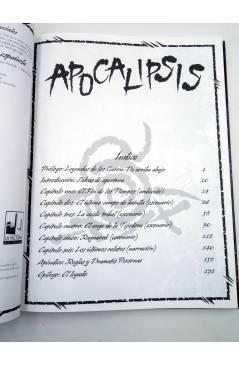 Muestra 1 de LA HORA DEL JUICIO. APOCALIPSIS (Vvaa) La Factoría de Ideas 2004