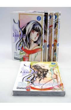 Cubierta de VAMPIRE YUI 1 a 5. COMPLETA (Narumi Kakinouchi) Mangaline 2006