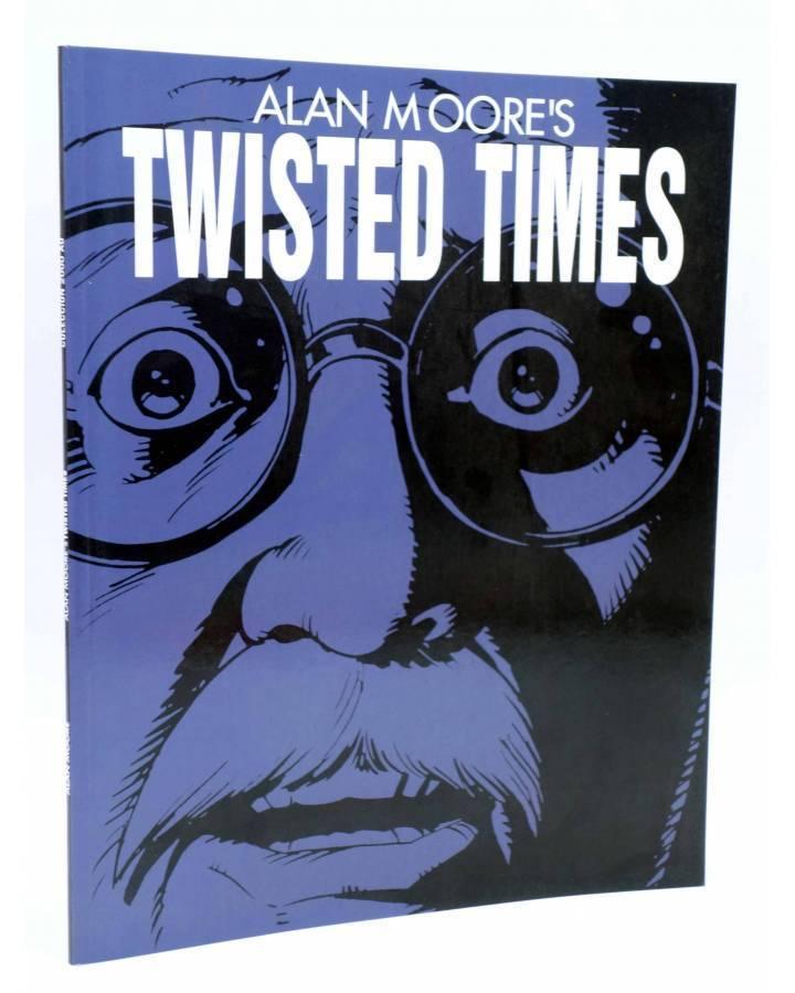 Cubierta de COLECCIÓN 2000 AD. TWISTED TIMES (Alan Moore Y Otros) Dude 2001