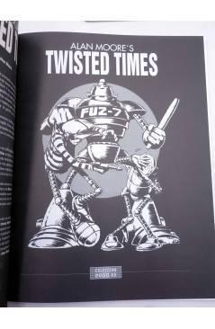 Muestra 1 de COLECCIÓN 2000 AD. TWISTED TIMES (Alan Moore Y Otros) Dude 2001