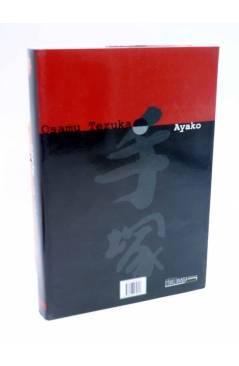 Contracubierta de AYAKO 1 Y 2. COMPLETA (Osamu Tezuka) Otakuland 2004