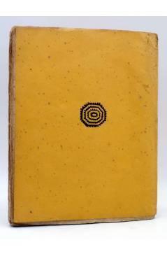 Contracubierta de LE LIVRE DE DEMAIN XLI. VICTIME EXPIATOIRE (André Corthis / Hermann Paul) Artheme Fayard 1929