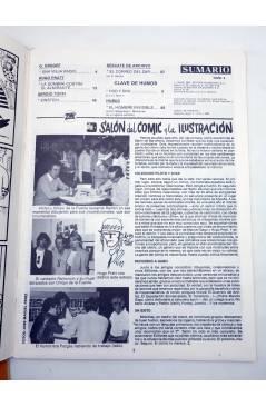 Muestra 2 de ZHAR 1 2 3 4. COLECCIÓN COMPLETA (Hugo Pratt Sergio Toppi Etc) Valenciana 1983