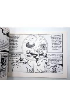 Muestra 6 de LUPO LOBO ALBERTO 1 2 3 4 5. COLECCIÓN COMPLETA (Silver) B 1988