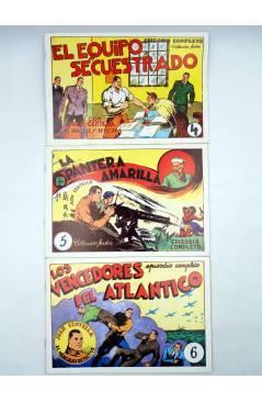 Muestra 1 de JUAN CENTELLA EL HÉRCULES DETECTIVE 1 a 23. COMPLETA. REEDICIÓN FACSIMIL. Comic MAM 1988
